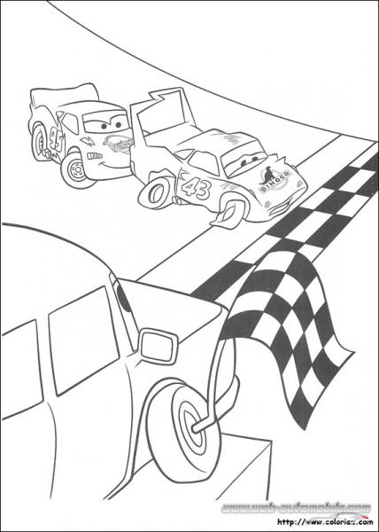 Coloriage Cars Le King.Forum Web Automobile Com Discussions Entraide Mecanique Voir L